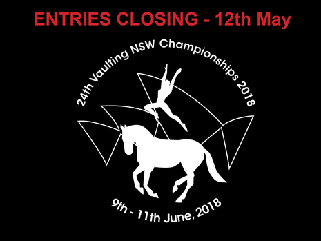 NSW State Championships - ENTER NOW - All welcome