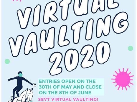 SEVT - Virtual Vaulting 2020