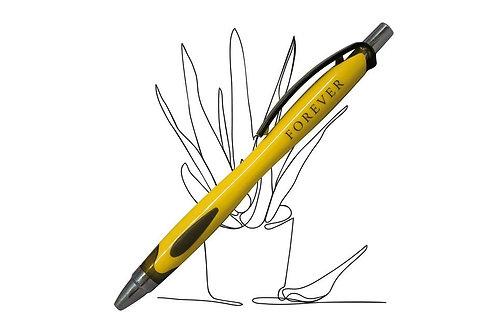 FOREVER Kugelschreiber (gelb) 10Stk