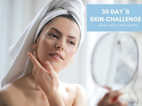 Skin Challenge Flyer 100er Pack