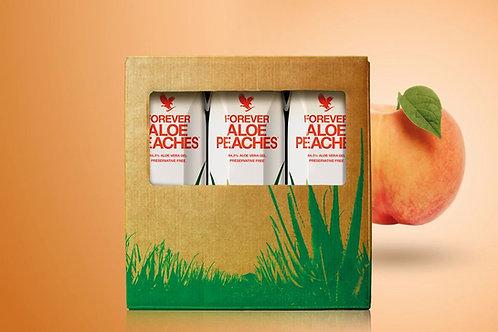 Tripack Forever Aloe Peaches