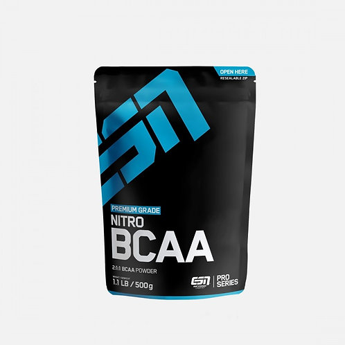 ESN NITRO BCAA POWDER - LEMON ICE TEA