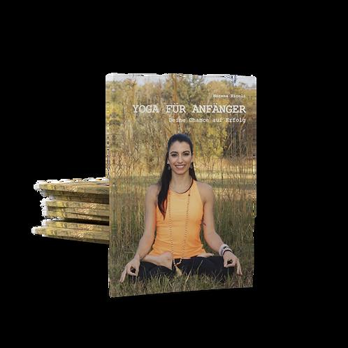 Yoga für Anfänger Buch