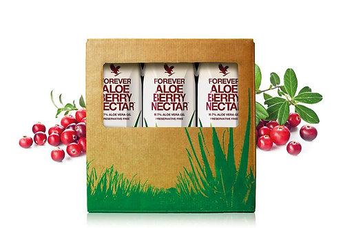 Tripack Forever Aloe Berry Nectar