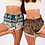 Thumbnail: Damen Yoga Pom Pom Shorts