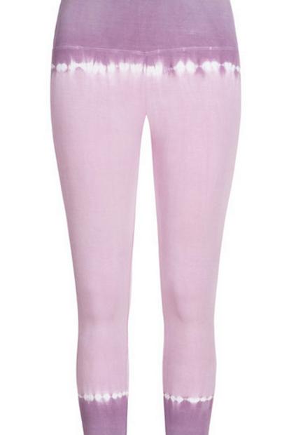 Damen Yoga Leggings Batik