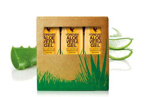 Tripack Forever Aloe Vera Gel
