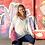 Thumbnail: Damen Yoga Shirt Langarm