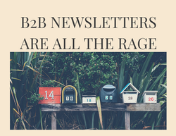 Inspiration in the form of a Newsletter