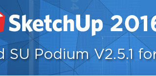 What's New in SU Podium for SketchUp
