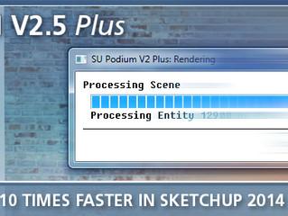 SU Podium V2.5 release!