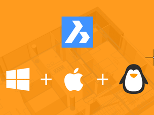 BricsCAD V16 available on Windows, OS X and now also on Linux
