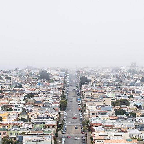Fading Into Fog, 2017