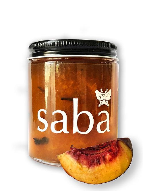 Peach Earl Grey Jam