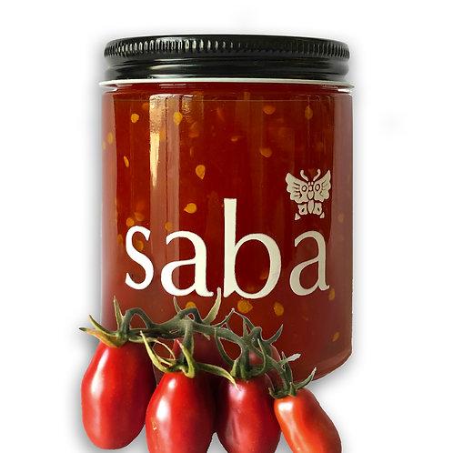 Tomato Saffron Jam
