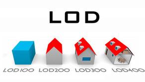 LEVEL OF ... LOD