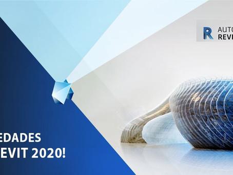 REVIT 2020 ya está aquí