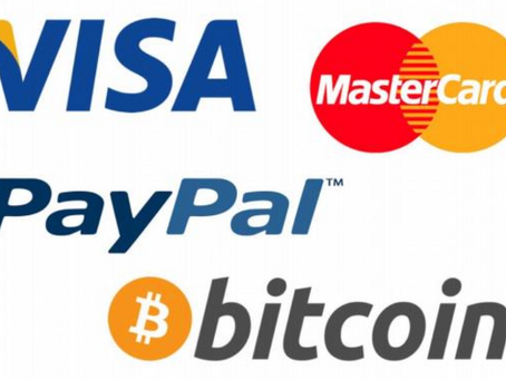 PayPal, Visa and the Institutional Money that is changing crypto for ever.