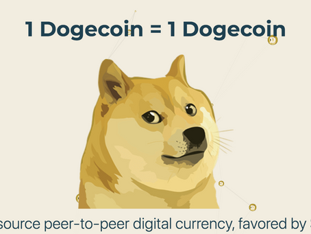The Value of Dogecoin