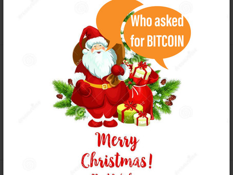 Merry X-Mas to the #BTC community - #ATH