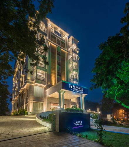 Regenta Hotel Exterior