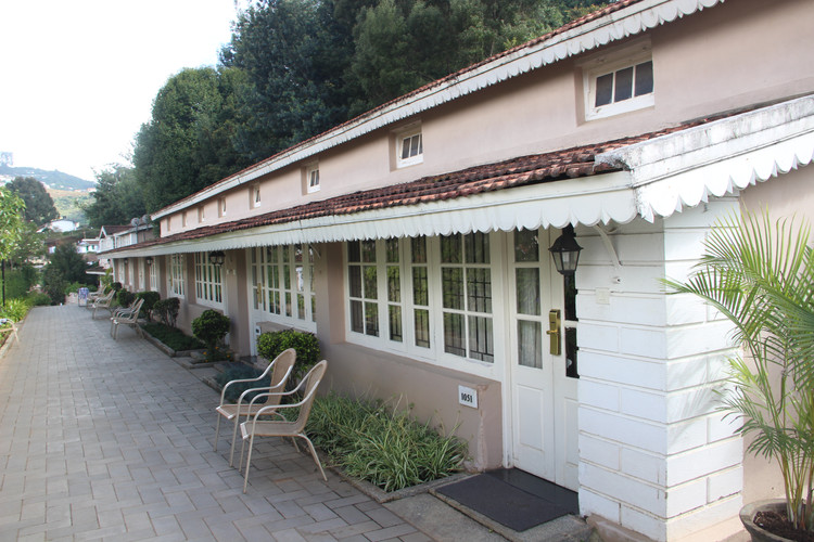 View to the Rooms