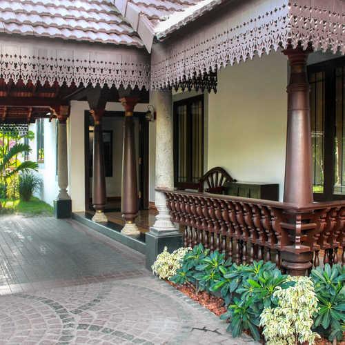 Seetharaman House