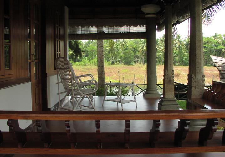 Cottage Sitout