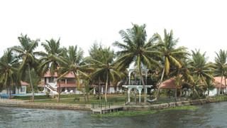 Backwater Ripples Kumarakam