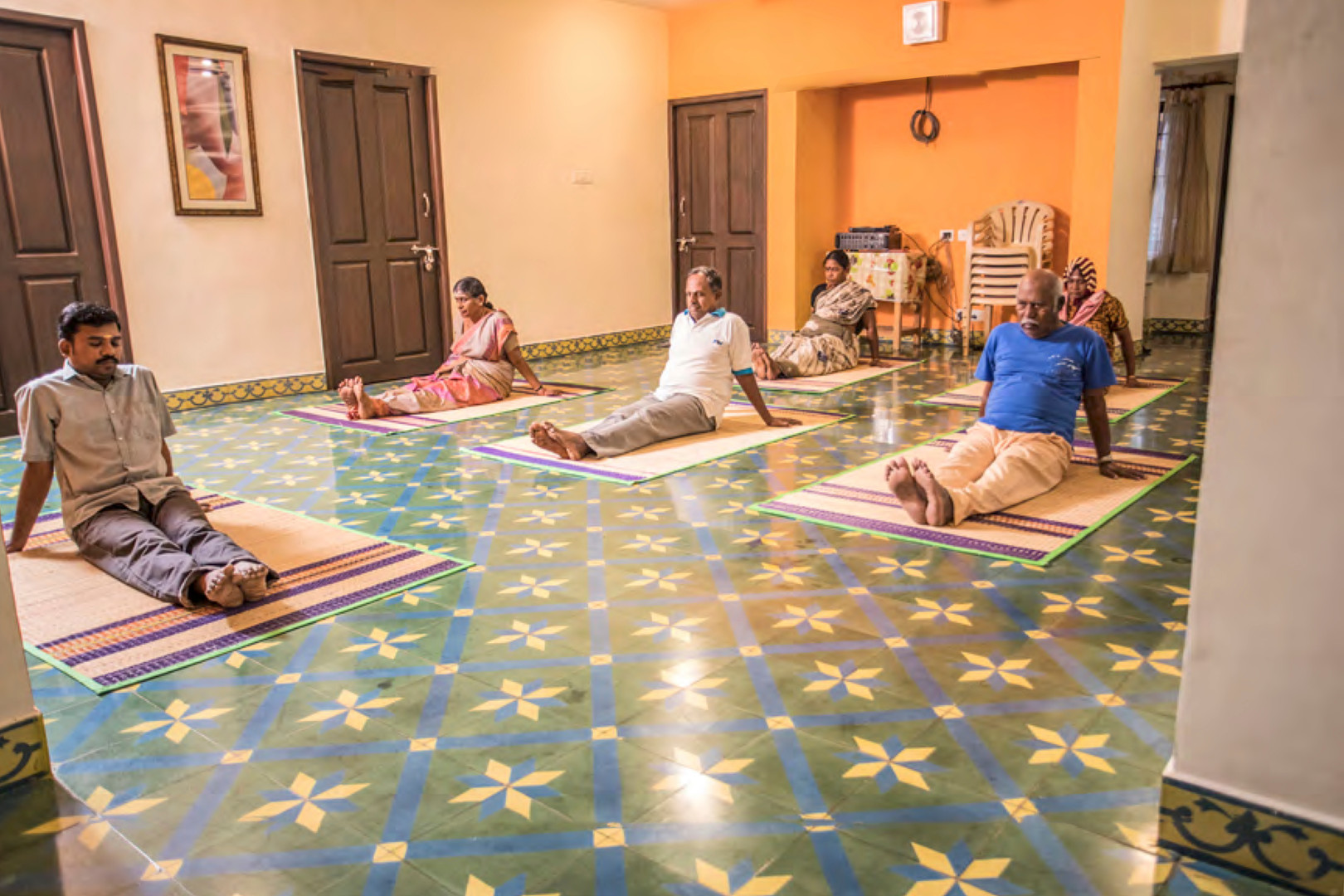 Athangudi Flooring