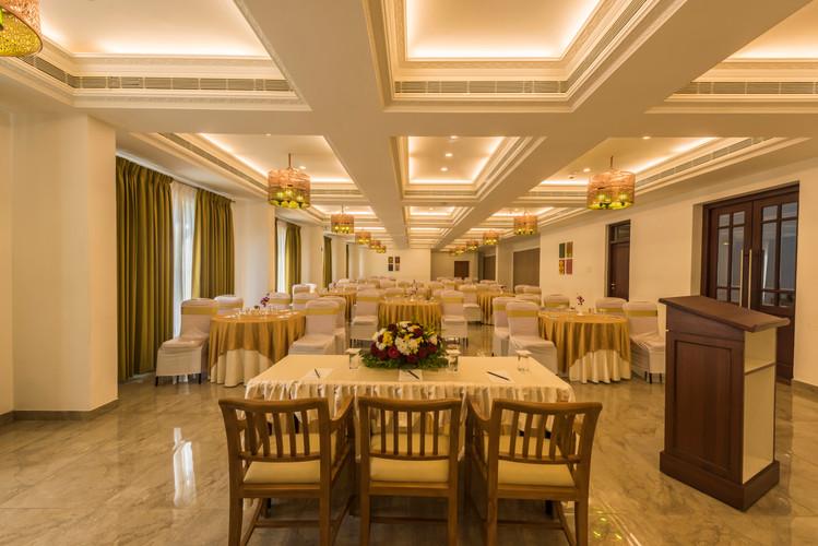 Banquet Hall Interior