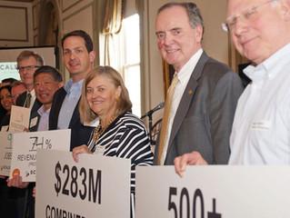 Mark Hogan Highlights WEDC Partnership at GMC Event