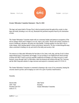 GMC Statement - May 31, 2020