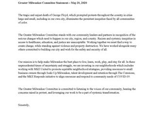GMC Statement - May 31, 2020