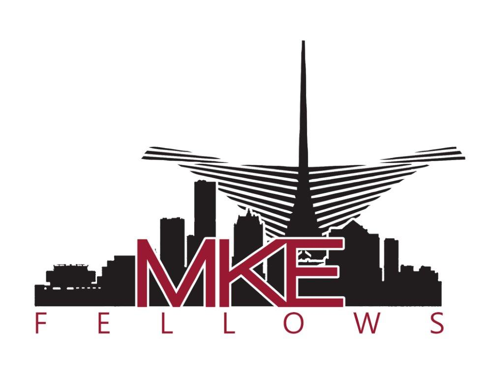New MKE Fellows logo