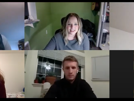 ReConnect Gap-Year Fellowship Hosts Virtual Panel for Undergraduates