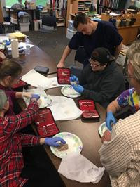 ReConnect Scribes Teach Case Studies to Douglas County Youth