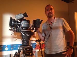 """Productor con Cámara Lúcida en el cortometraje """"Miedos""""...!"""