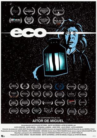 """""""ECO"""" ya tiene cartel actualizado! Y también volamos a Berlín y México...!"""