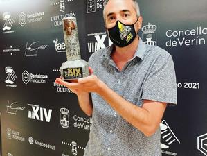 """""""ECO"""" gana el Festival Internacional de Curtas de Verín!"""
