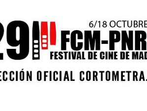 """""""ECO"""", en sección oficial del Festival de Cine de Madrid! Se proyectará el 7 de Octubre en"""