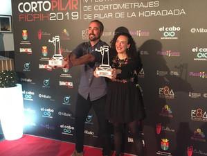 """""""ECO"""" se lleva dos premios en CORTOPILAR...!"""