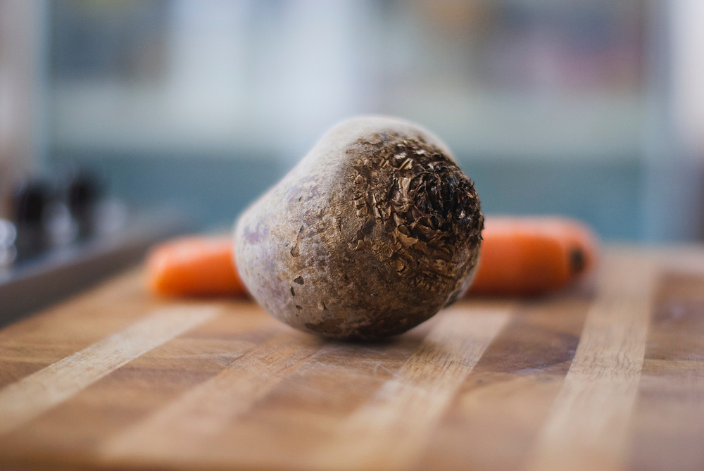 Betterave crue, carotte