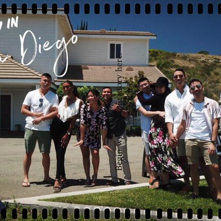 BLOG & VLOG: Summer Day in San Diego