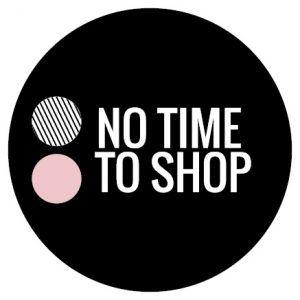 NO TIME TO SHOP