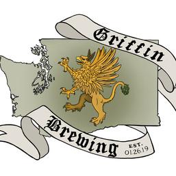 Griffin Brewing Logo