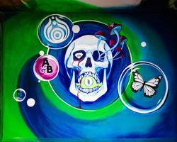 Dozer's Warehouse Mural