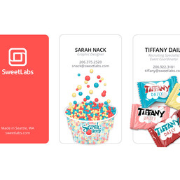 SweetLabs Business Cards