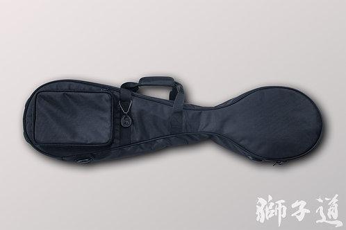 瓢箪型リュック式ソフトケース(黒)