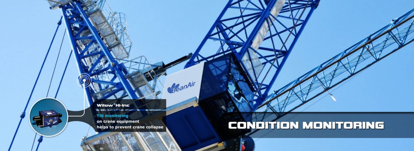 Crane & Equipment Monitoring